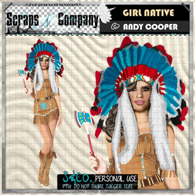 GIRL NATIVE