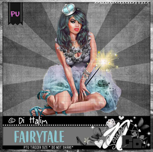 FARYTALE BY DIHALIM COLLAB TUBE 2017