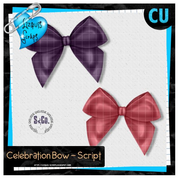 CELEBRATION BOW ANNIVERSARY CU