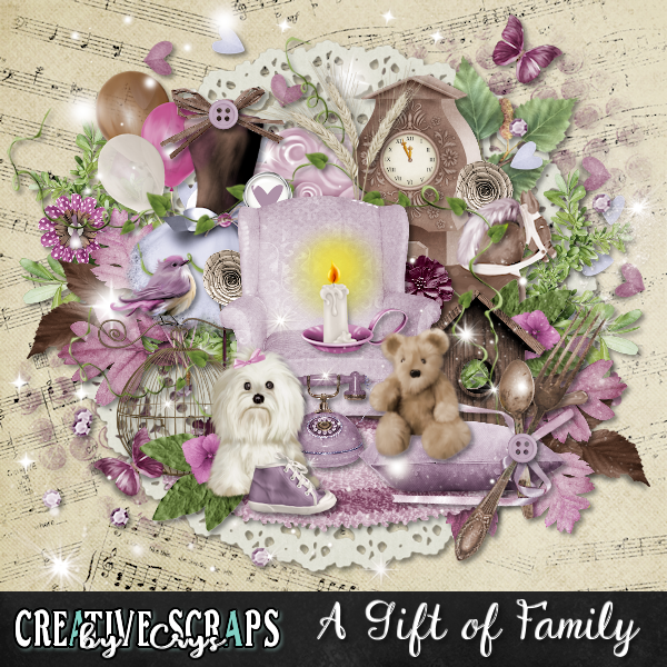 A Gift of Family TS