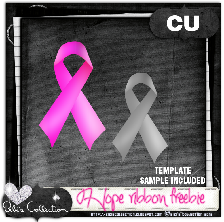 CU HOPE RIBBON