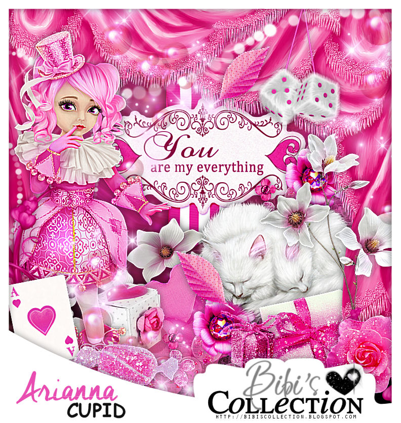 ARIANNA CUPID MATCH FOR OKY