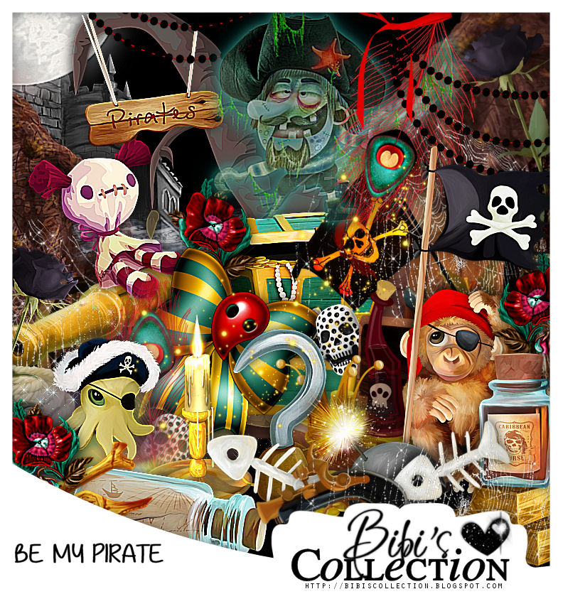 BE MY PIRATE