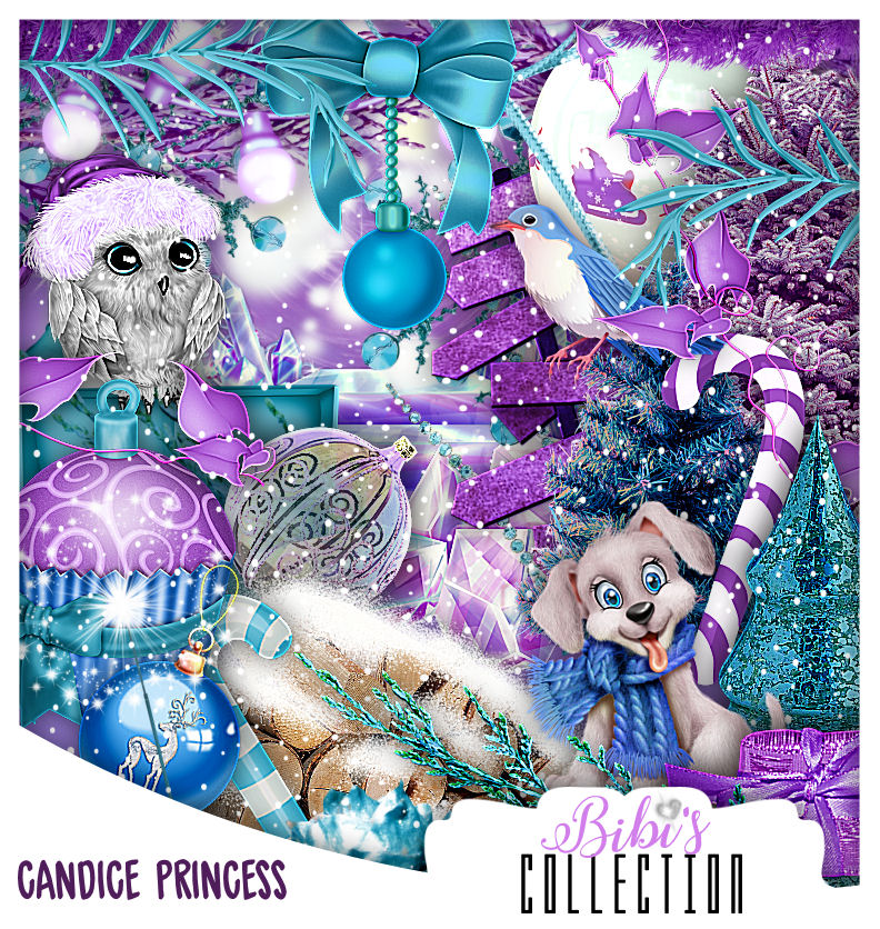 CANDICE PRINCESS MATCH FOR TORIYA