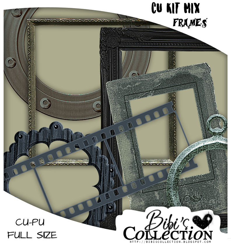 CU MIX PACK FRAMES COLLAB