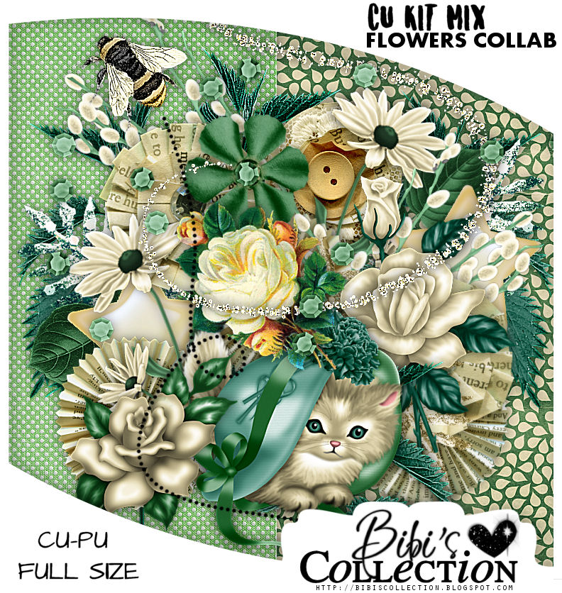 CU MIX PACK FLOWERS