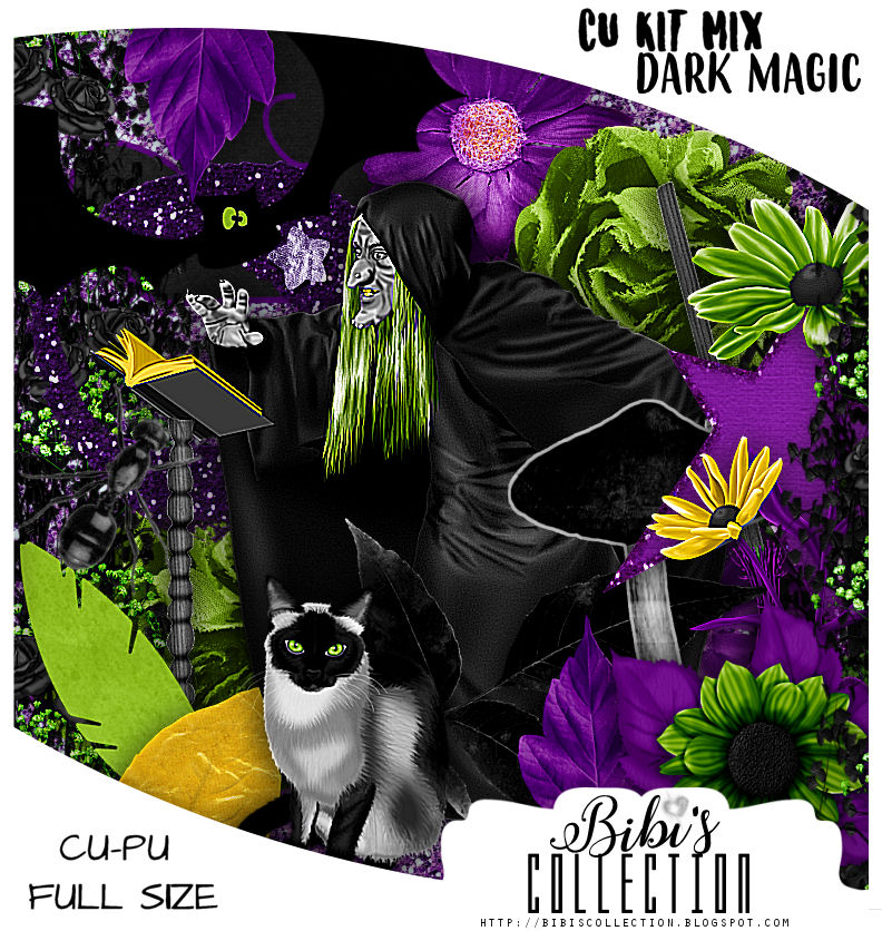 CU MIX PACK DARK MAGIC