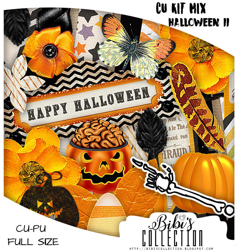 CU MIX PACK HALLOWEEN II
