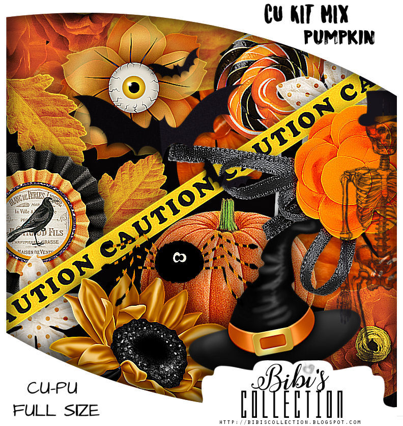CU MIX PACK PUMPKIN