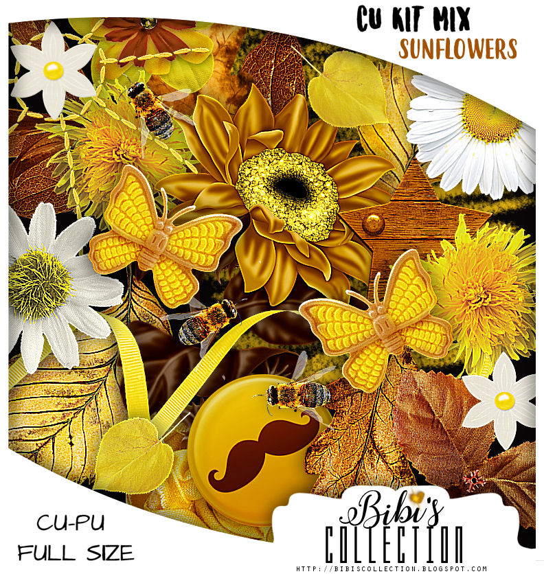 CU MIX PACK SUNFLOWERS
