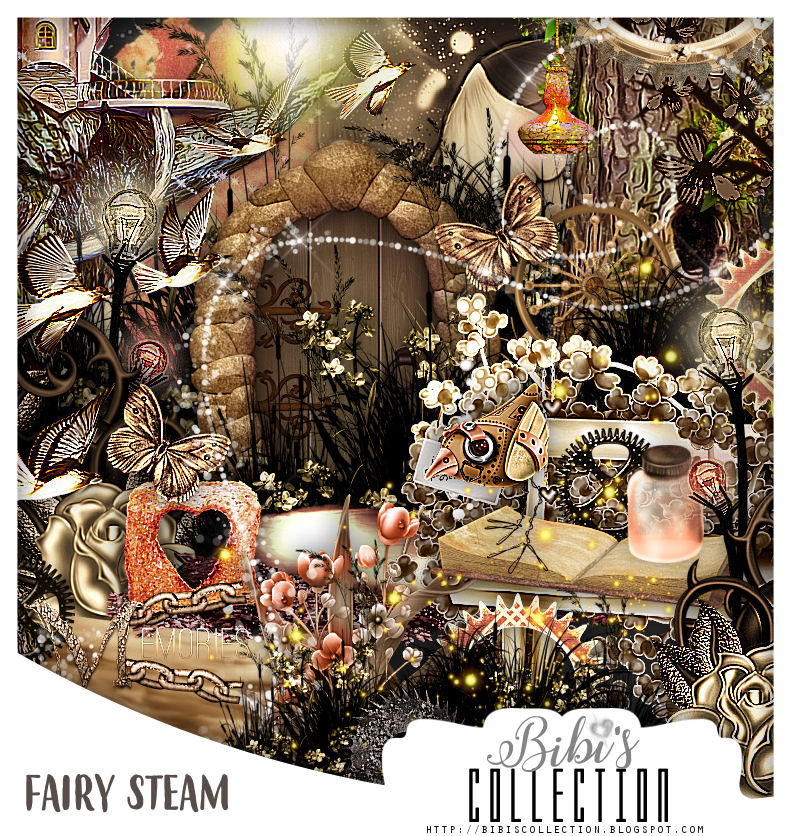 FAIRY STEAM
