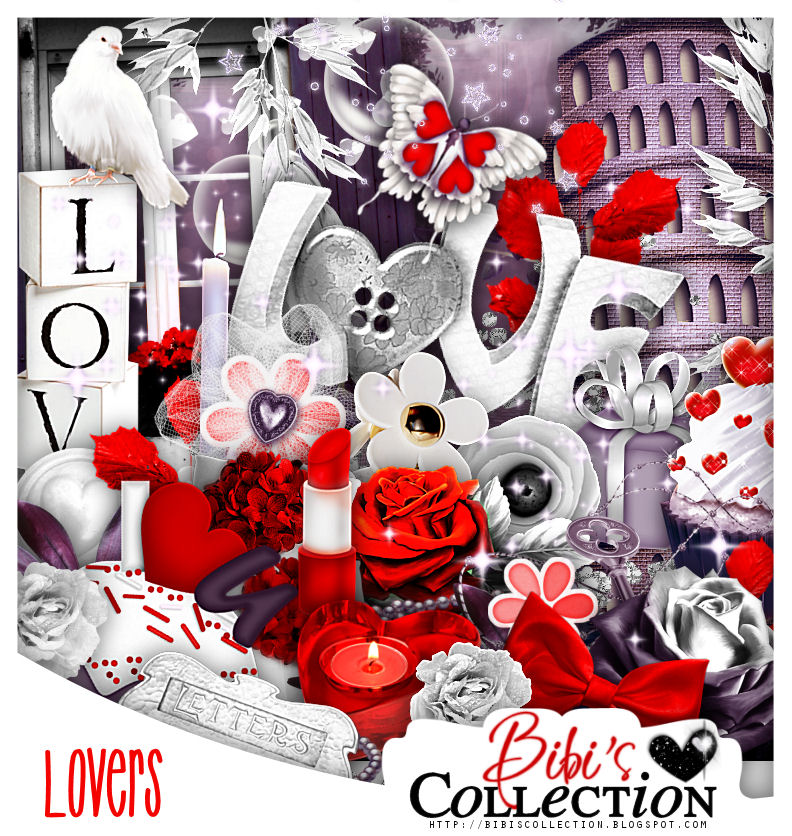 LOVERS (MATCH FOR DOTTIE TUBE BY VI NINA)