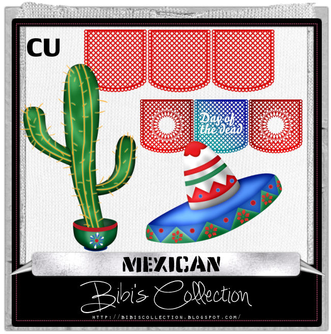 CU MEXICAN TEMPLATES PACK