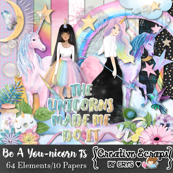 Be A You-nicorn TS