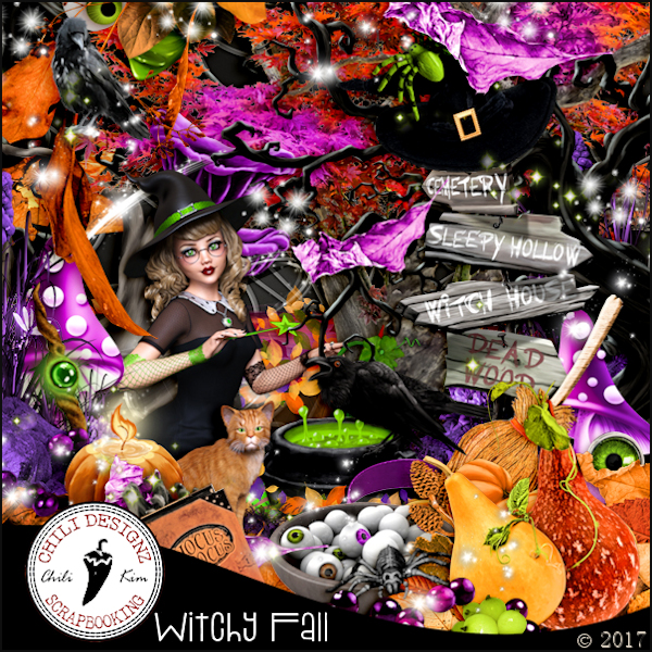 Witchy Fall