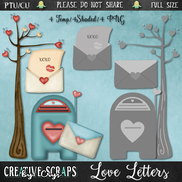 Love Letters CU