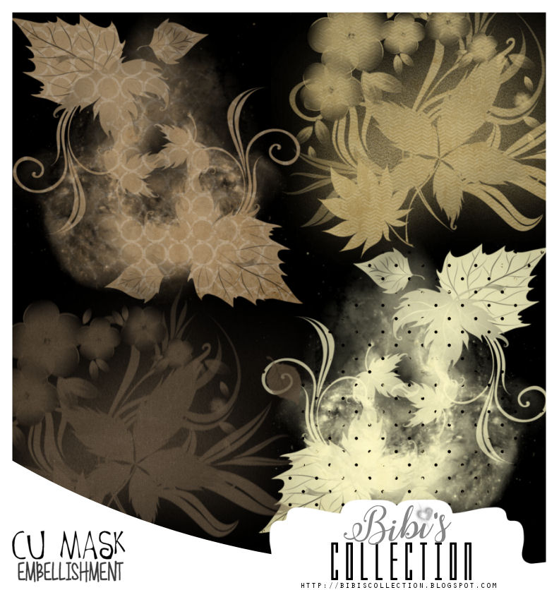 CU MASK EMBELLISHMENT PACK 54