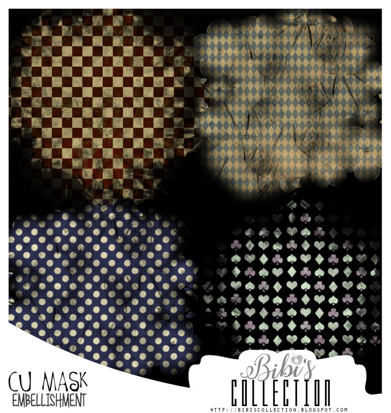 CU MASK EMBELLISHMENT PACK 55