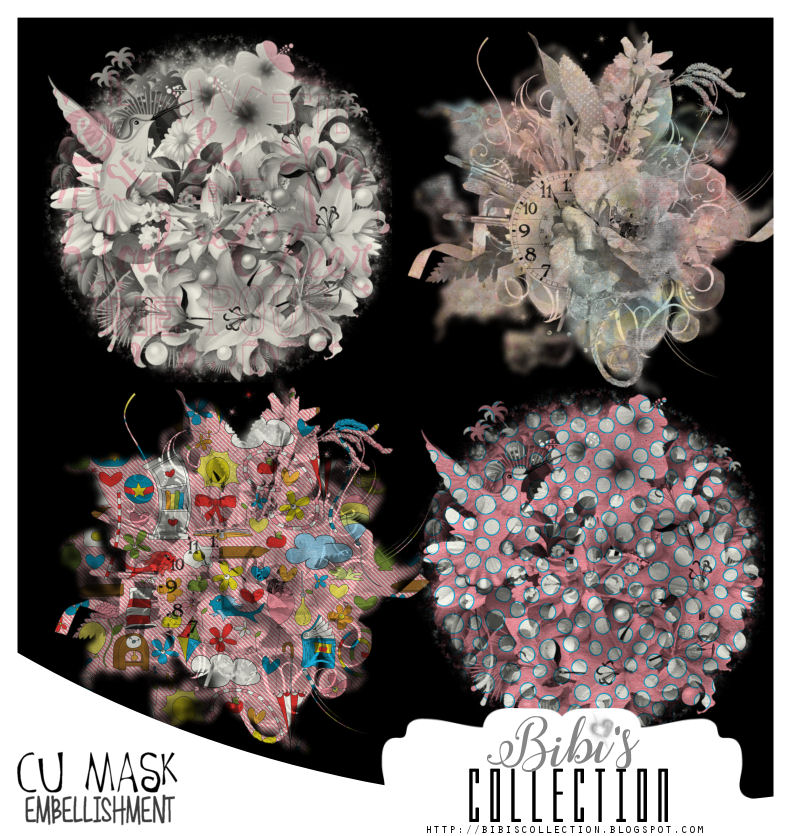 CU MASK EMBELLISHMENT PACK 59