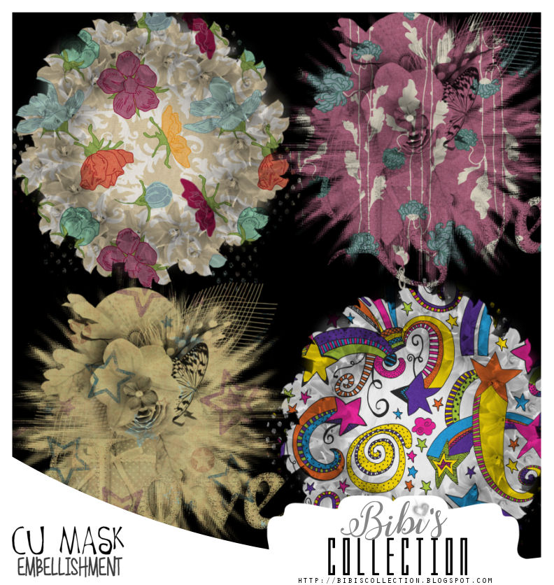CU MASK EMBELLISHMENT PACK 58