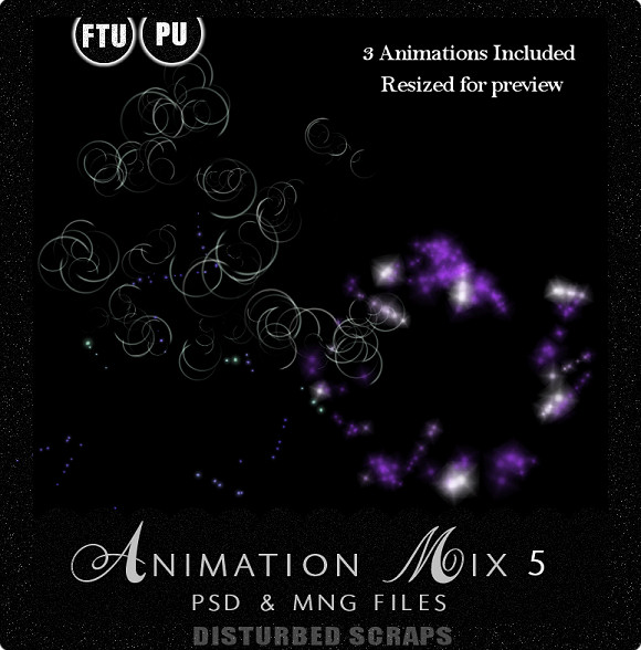 Animation Mix 5