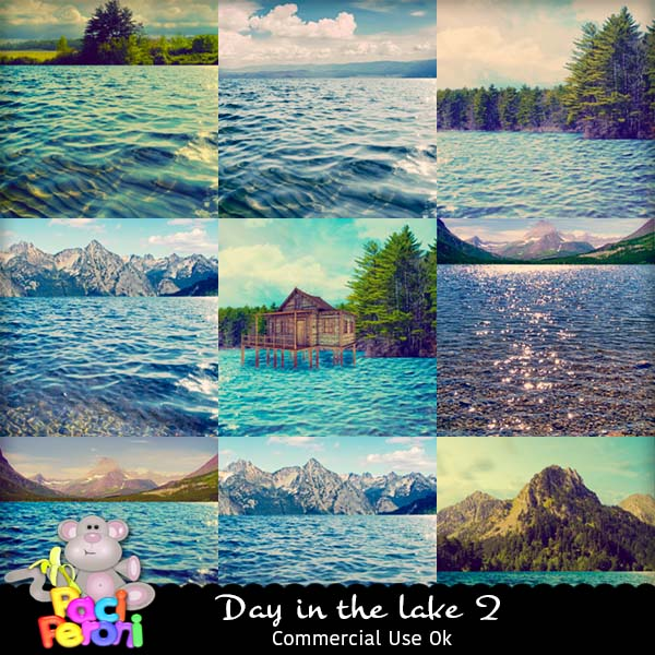 Day in the lake 2