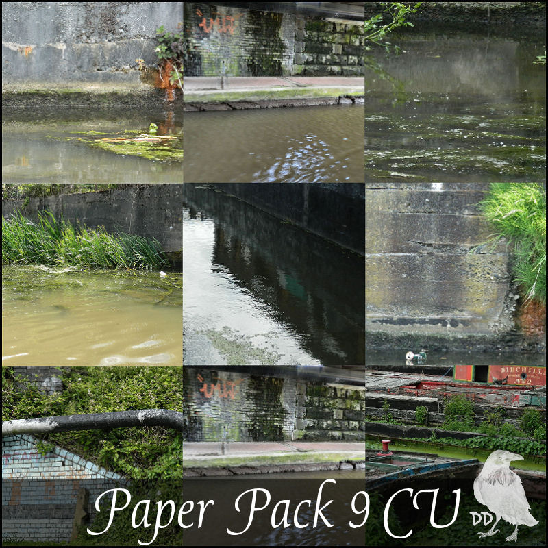 Paper Pack 9
