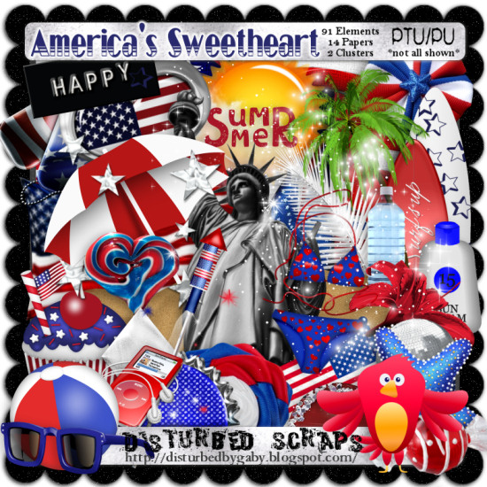 America's Sweetheart - Click Image to Close