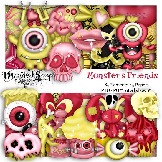 Monsters Friends