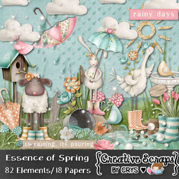 Essence of Spring TS