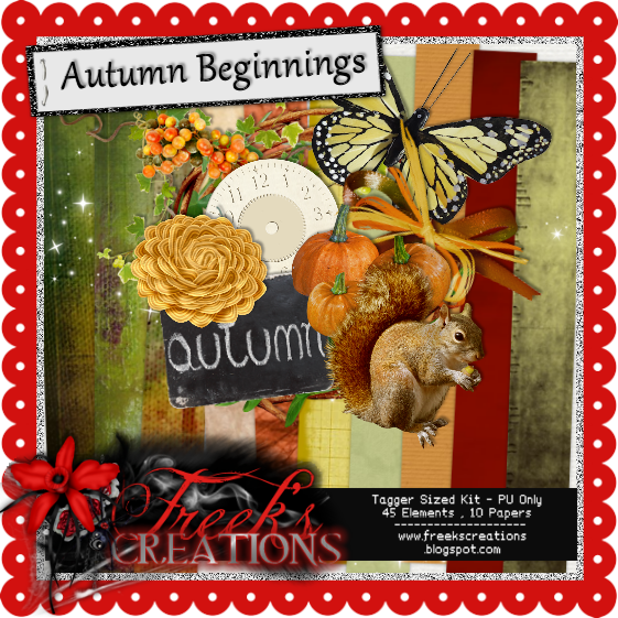 Autumn Beginnings