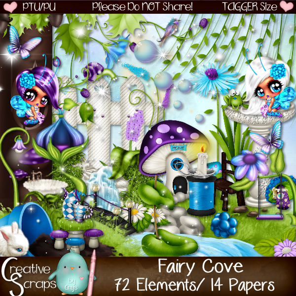 Fairy Cove TS