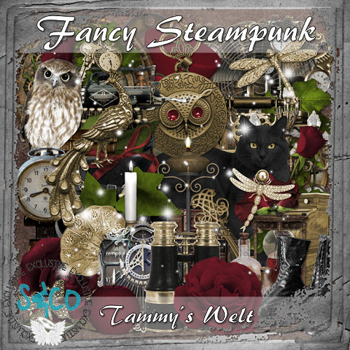 Fancy Steampunk