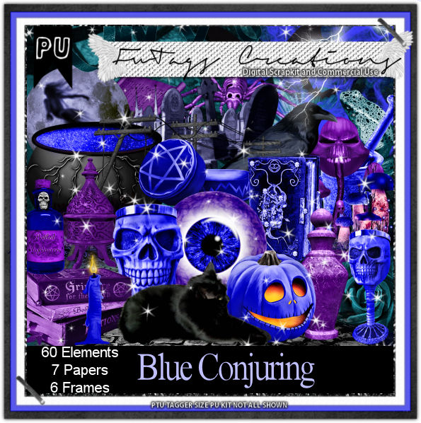 Blue Conjuring