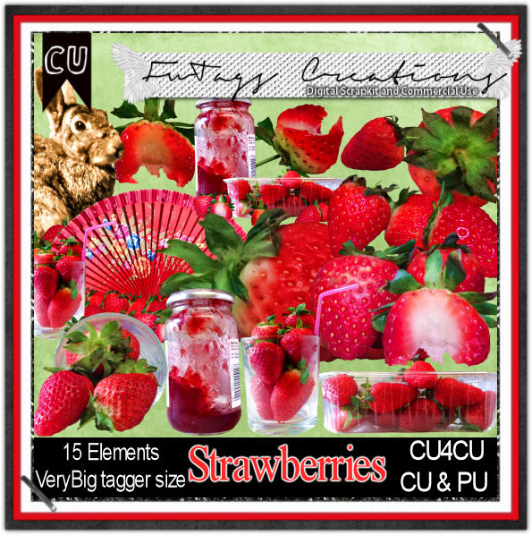CU4CU Strawberries