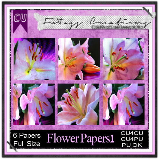 Flower Papers 1