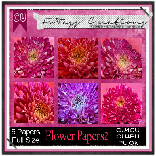 Flower Papers 2