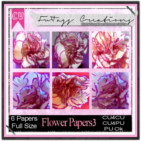 Flower Papers 3