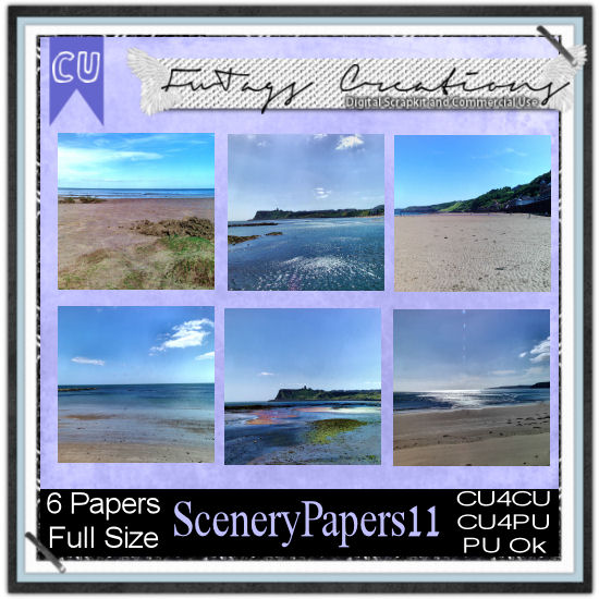 Scenery Papers 11