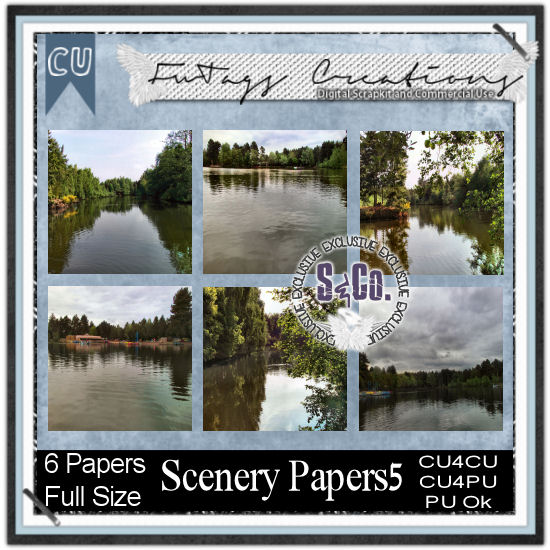 Scenery Papers 5