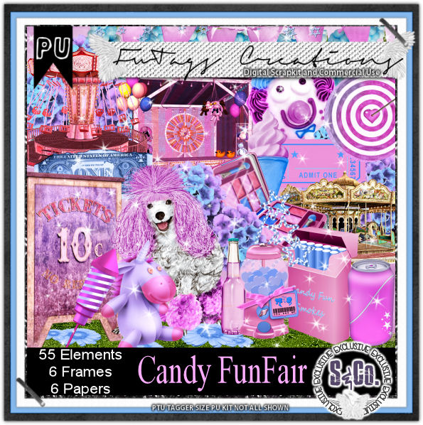 Candy Fun Fair