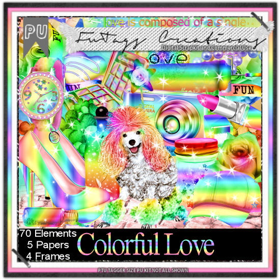 Colorful Love