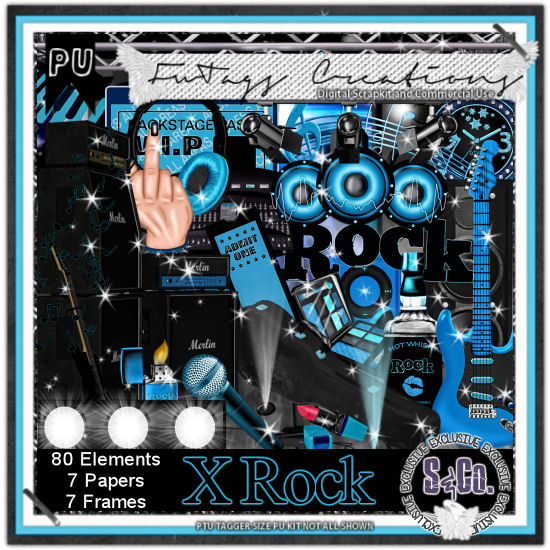 X ROCK HD SL