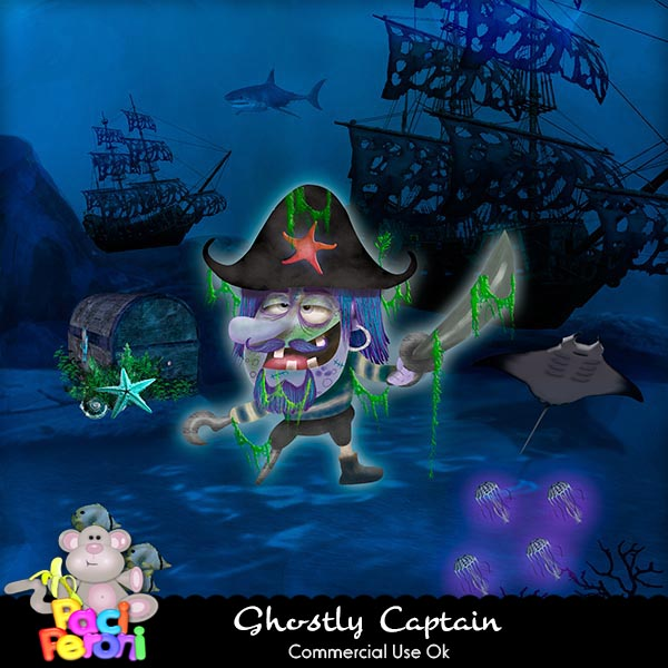 Ghostly Captain
