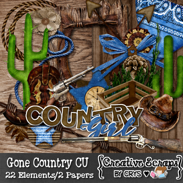 Gone Country CU
