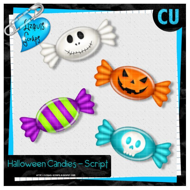Halloween Candies - Script