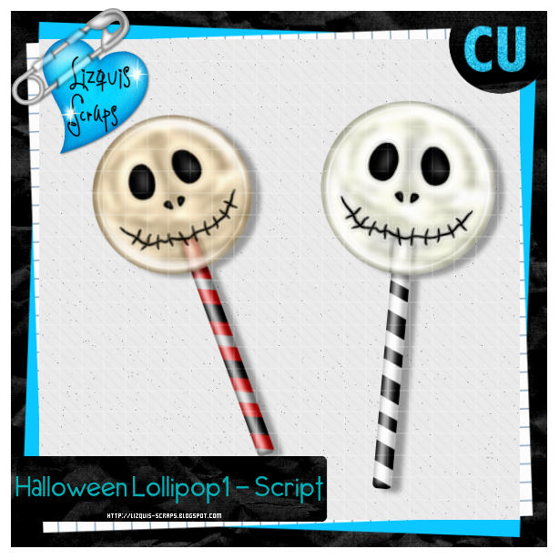 Halloween Lollipop1 - Script
