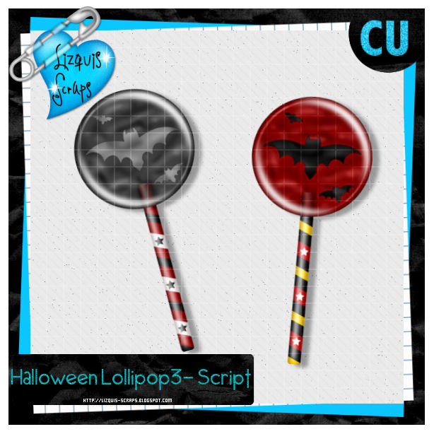Halloween Lollipop3 - Script