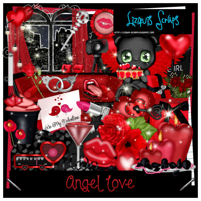 ANGEL LOVE - Match for Andy Cooper