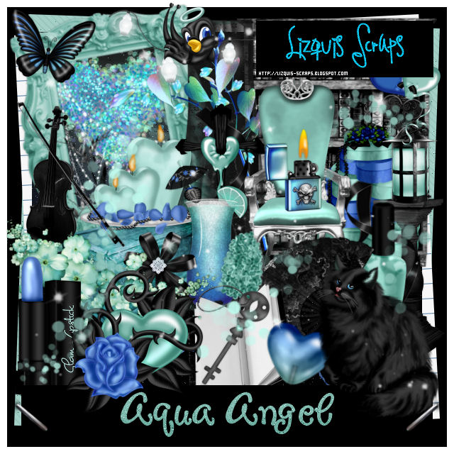 AQUA ANGEL - Match for Danny Lee